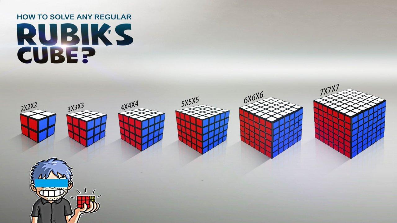 How to Solve 6x6x6 Rubik's Cube   Maged Boutros   Skillshare