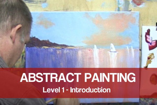 Abstract Acrylic Painting For Beginners