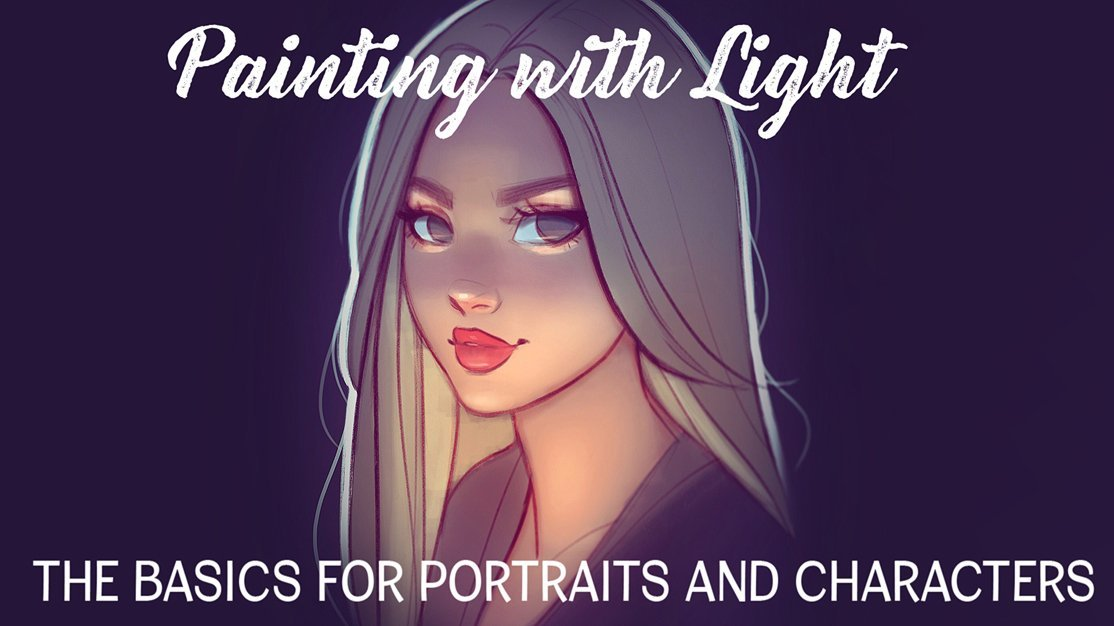 Painting Light and Shadow: The Basics for Portraits and