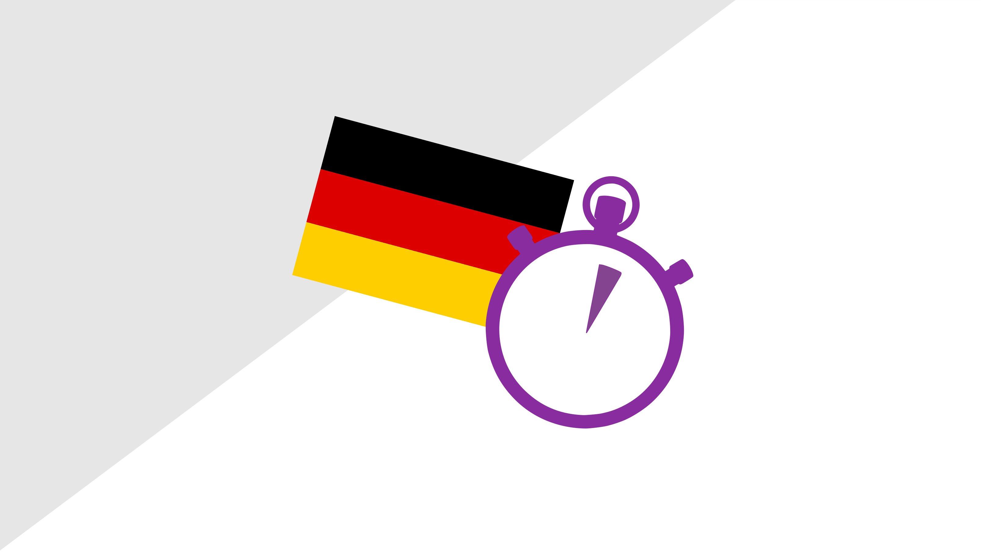 3 Minute German - Free taster