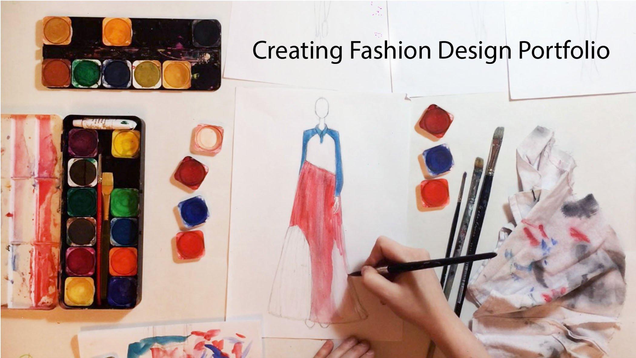 Creating Fashion Design Portfolio Jaja Vlckova Skillshare