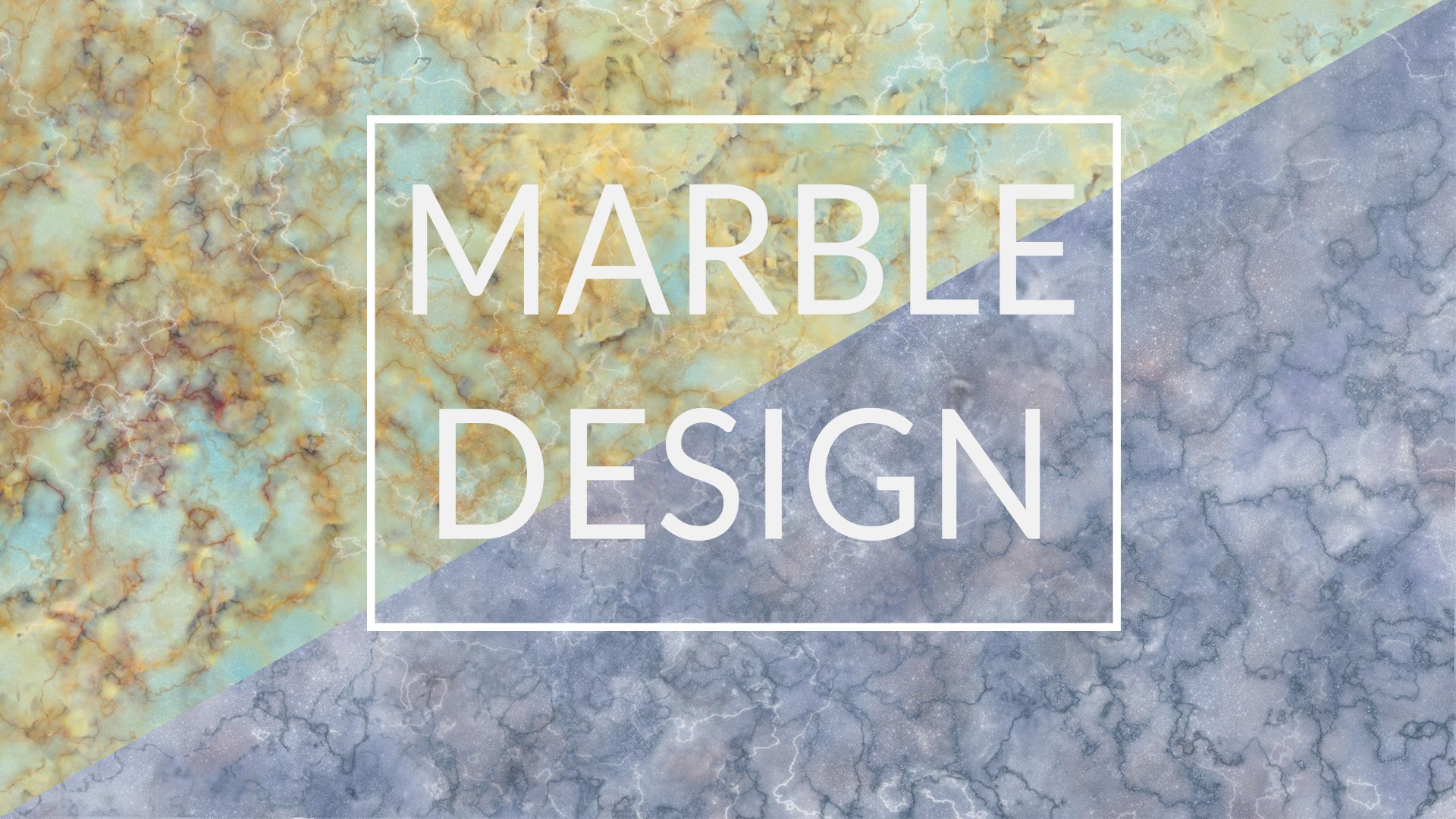 Create Your Own Marble Texture With Photoshop | Angie Tran ...