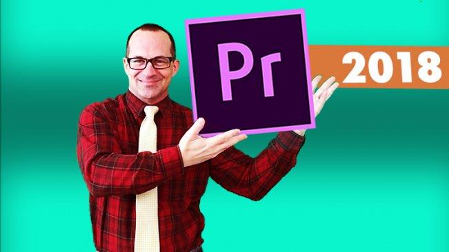 Adobe Premiere Pro 2018 Audio FX, TV Shows & YouTube Graphics