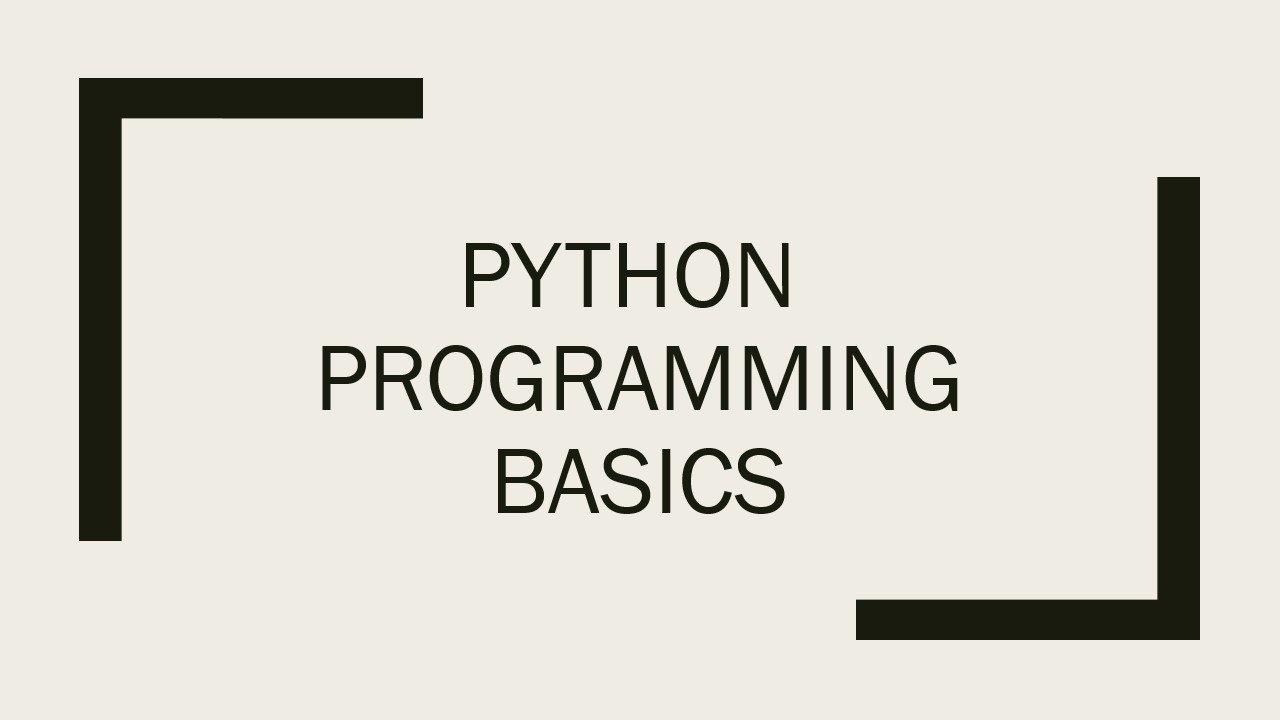 Python, Programming Languages, skillshare,