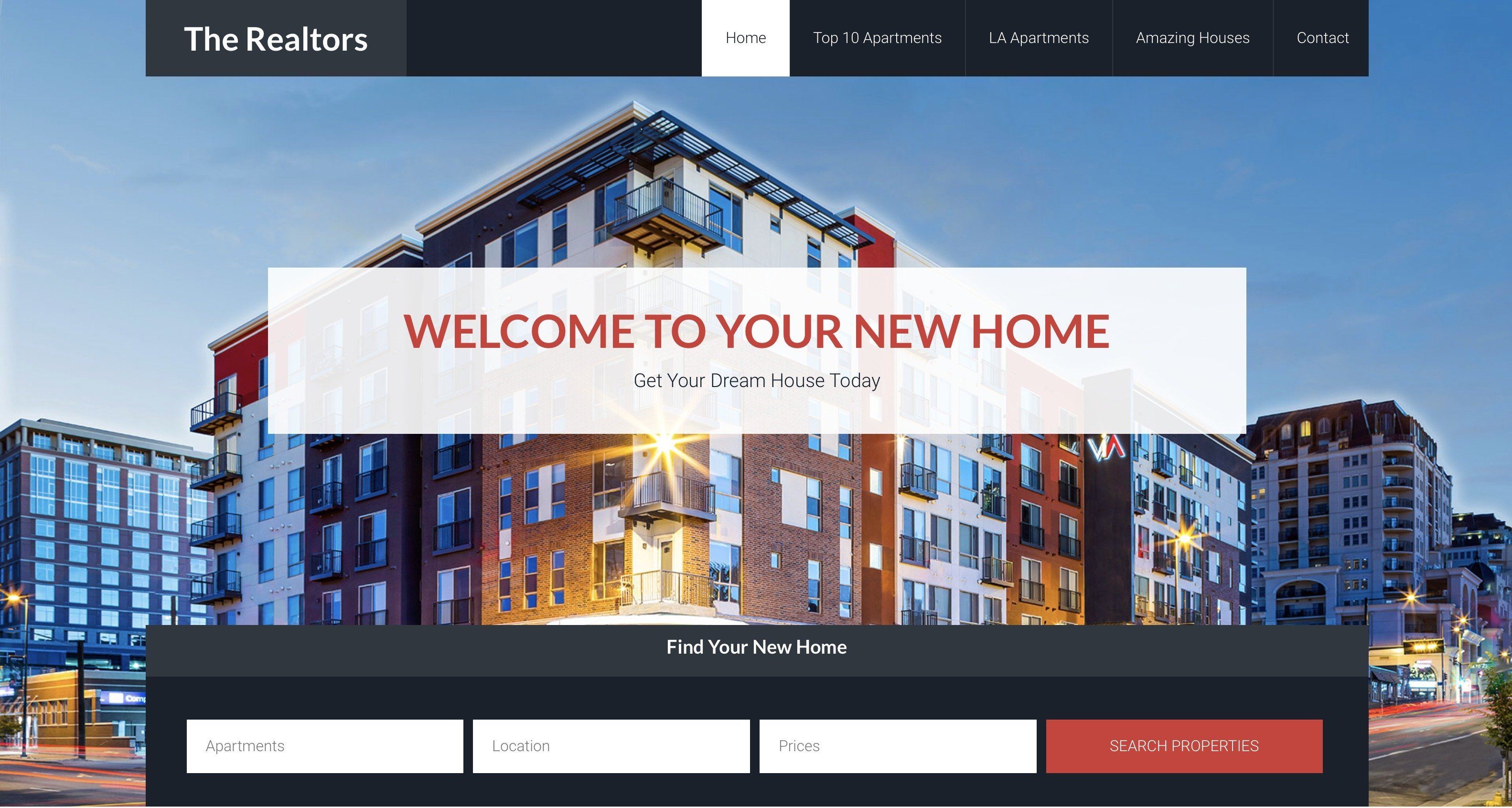 How To Make A Real Estate Website With Wordpress 2017
