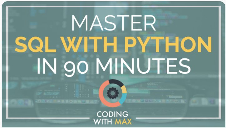 Master the Fundamentals of SQL with Python in 90 minutes | Max