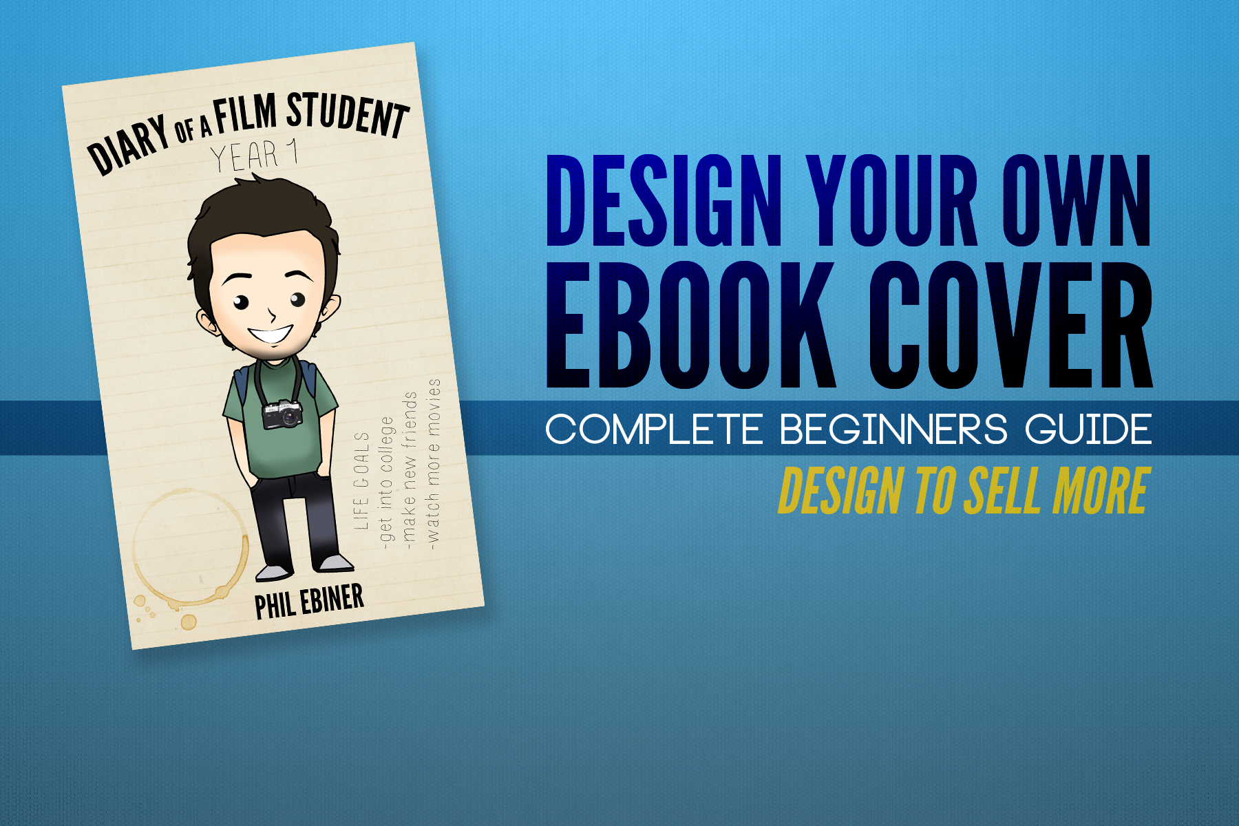 Book Cover Design In Bangladesh : Design your own ebook cover that sells phil ebiner